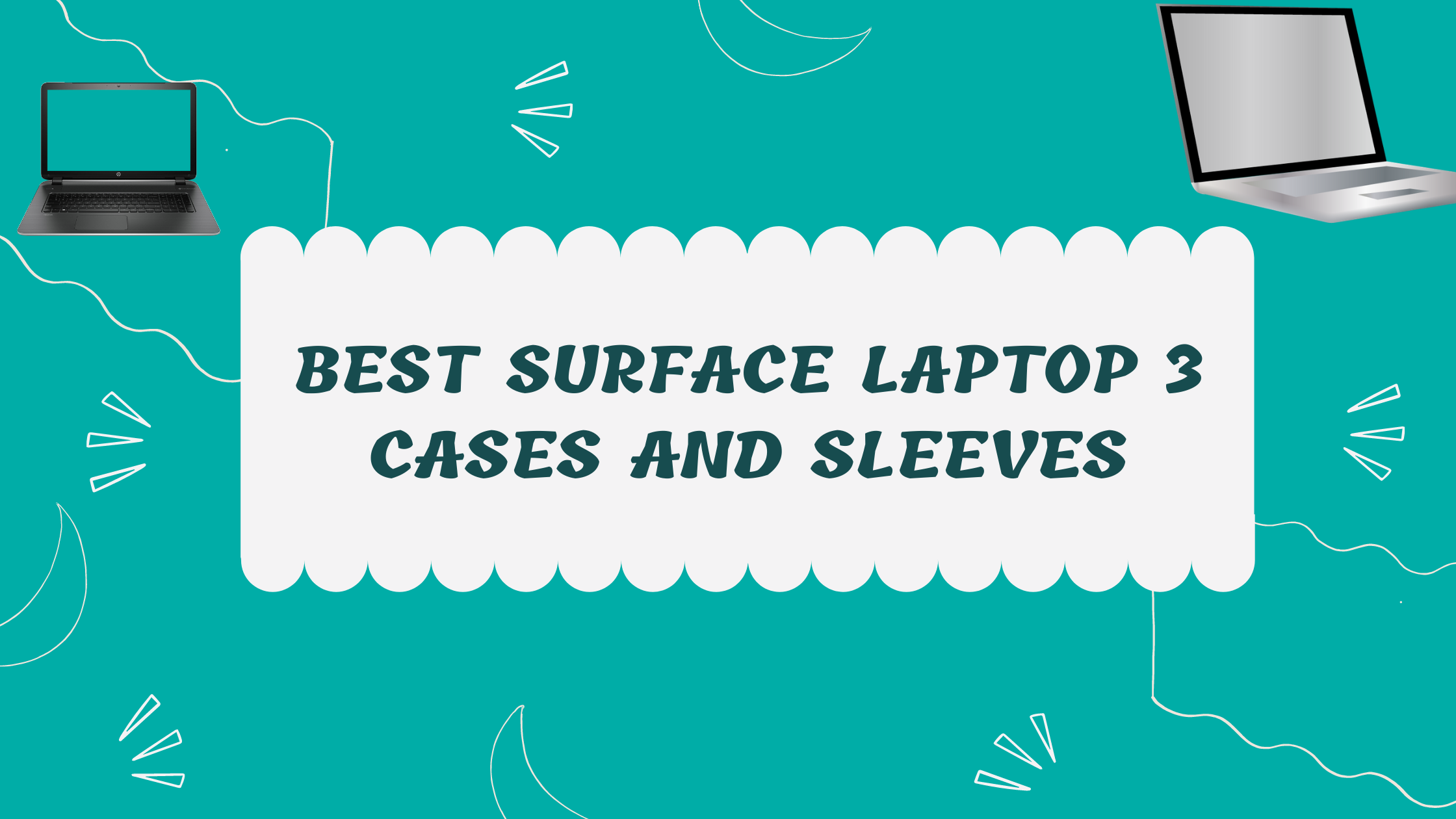 5 Stunning Surface Laptop 3 Cases and Sleeves